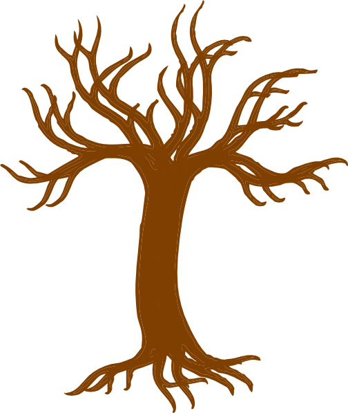 Bare Brown Tree - ClipArt Best