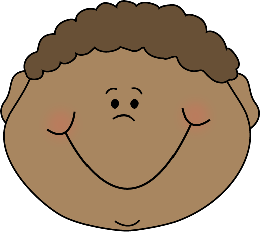 Little Boy Happy Cartoon Face | Clipart Panda - Free Clipart Images