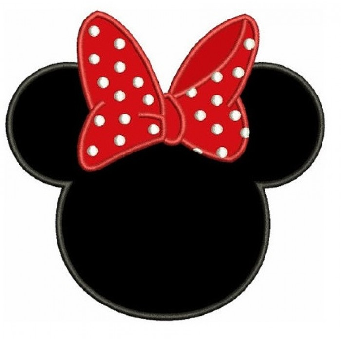 Best Photos of Minnie Mouse Ears Template - Minnie Mouse Head ...