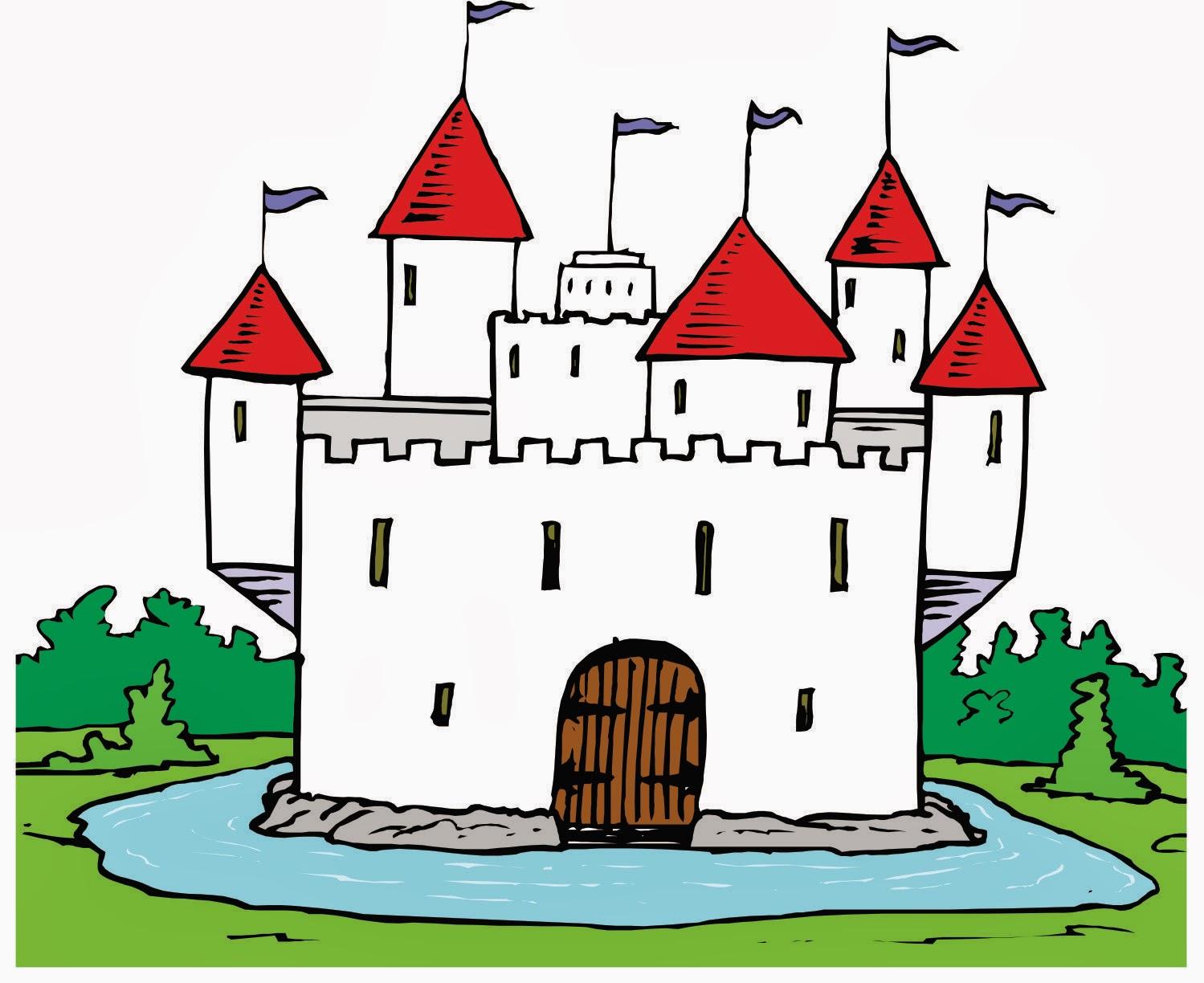 Cartoon Castles - ClipArt Best