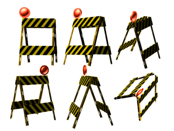 Construction Signs Clip Art