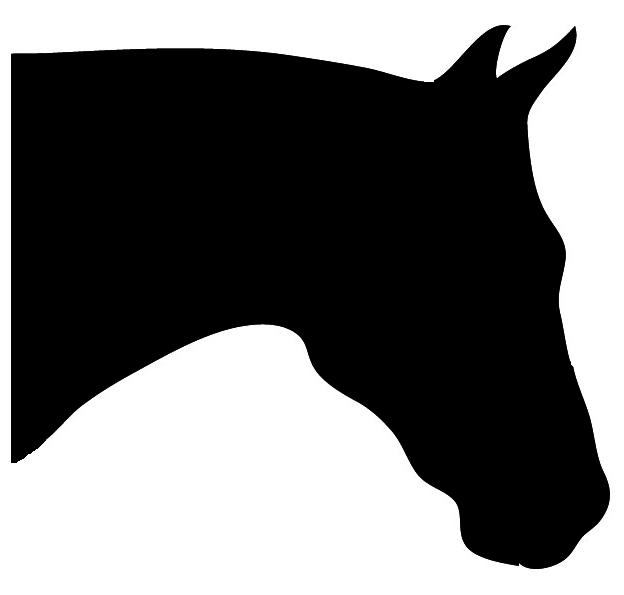 Horse Silhouette Clip Art Silhouette Clip Art Free
