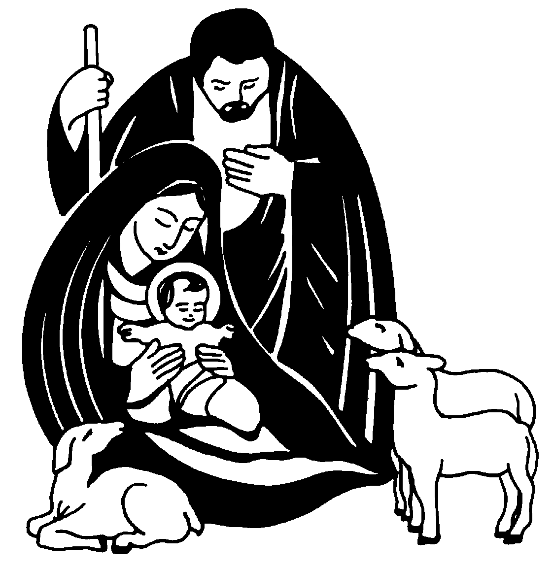 Displaying 16gt Images For Jesus Christ Is Born Clipart