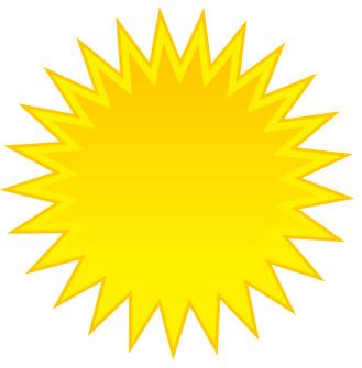 Symbol Clipart - Public Domain Weather Symbol clip ... - ClipArt ...