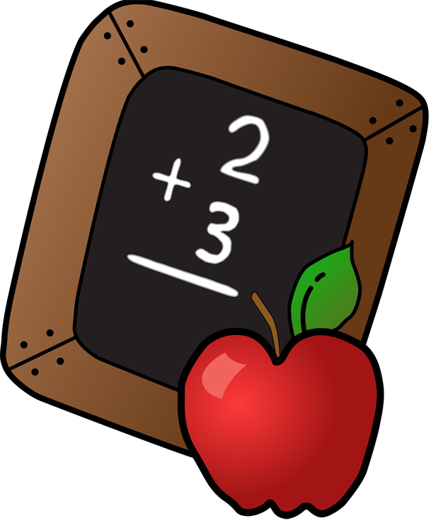 School Apple Clip Art - ClipArt Best