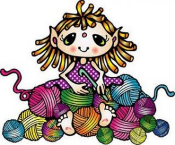Knitting Images Free Clip Art : Knitting and crochet clipart images