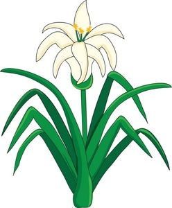 Easter Lilies Clipart - ClipArt Best