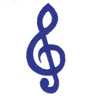 Single Music Notes - ClipArt Best