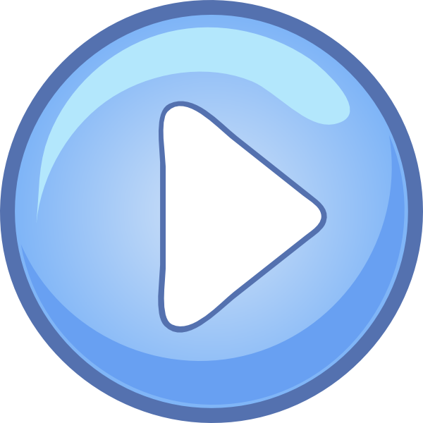 Video Button Clipart
