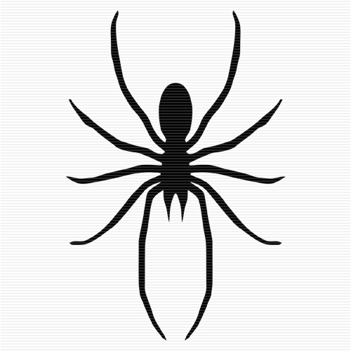 Black And White Spider Web Clip Art Image - quoteko ...