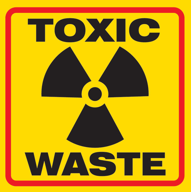 Toxic Waste Symbol Clipart Best