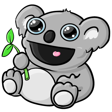 cartoon koala . Free cliparts that you can download to you computer ...