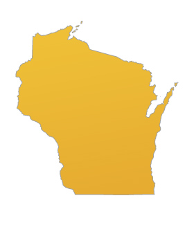 State Of Wisconsin - ClipArt Best