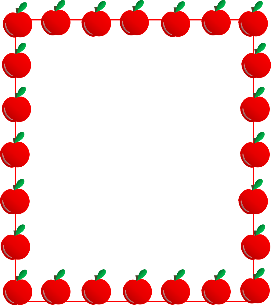 Fruit Frame - ClipArt Best