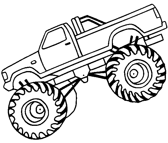 Monster Truck Clip Art - ClipArt Best