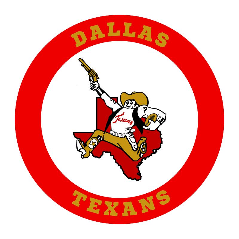 Afl Dallas Texans - ClipArt Best