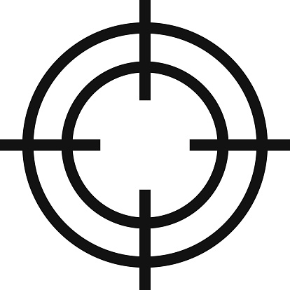 Target Crosshair Vector - ClipArt Best