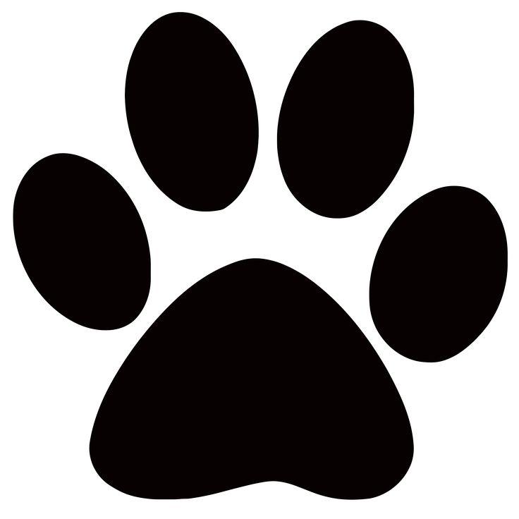 leopard paw print clip art clipart best Cheetah Clip Art Jaguar Clip Art