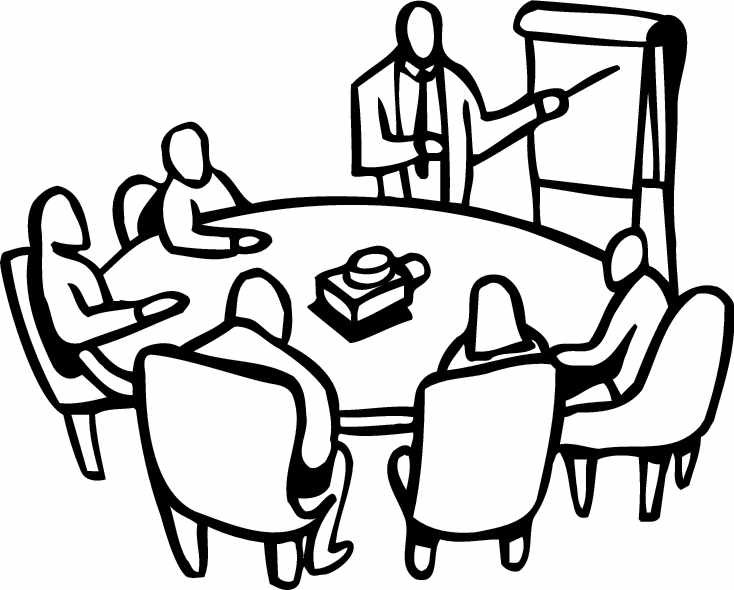 Conference Room Clip Art - ClipArt Best
