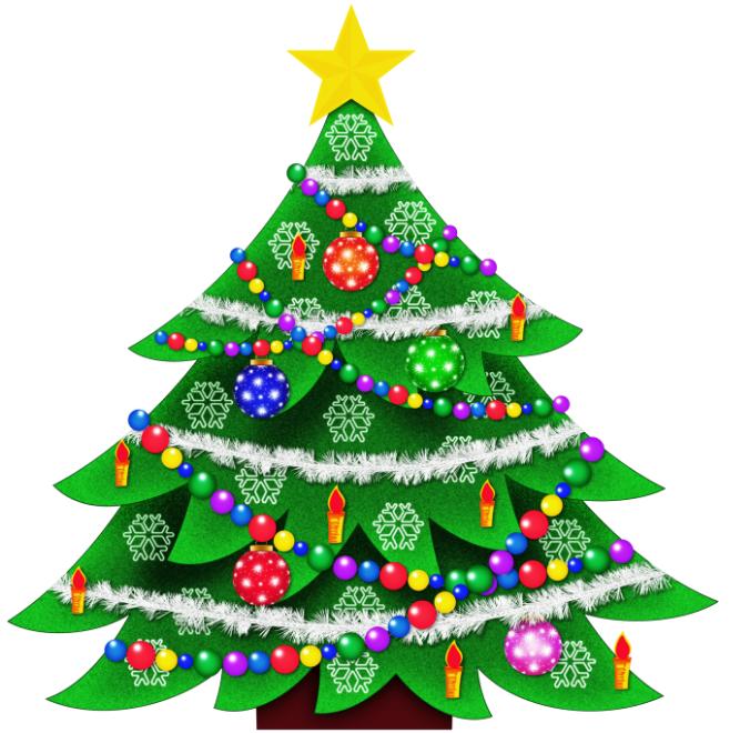 merry christmas clip art free christmas tree clipart for 2016 clipart best clipart best clipartbest