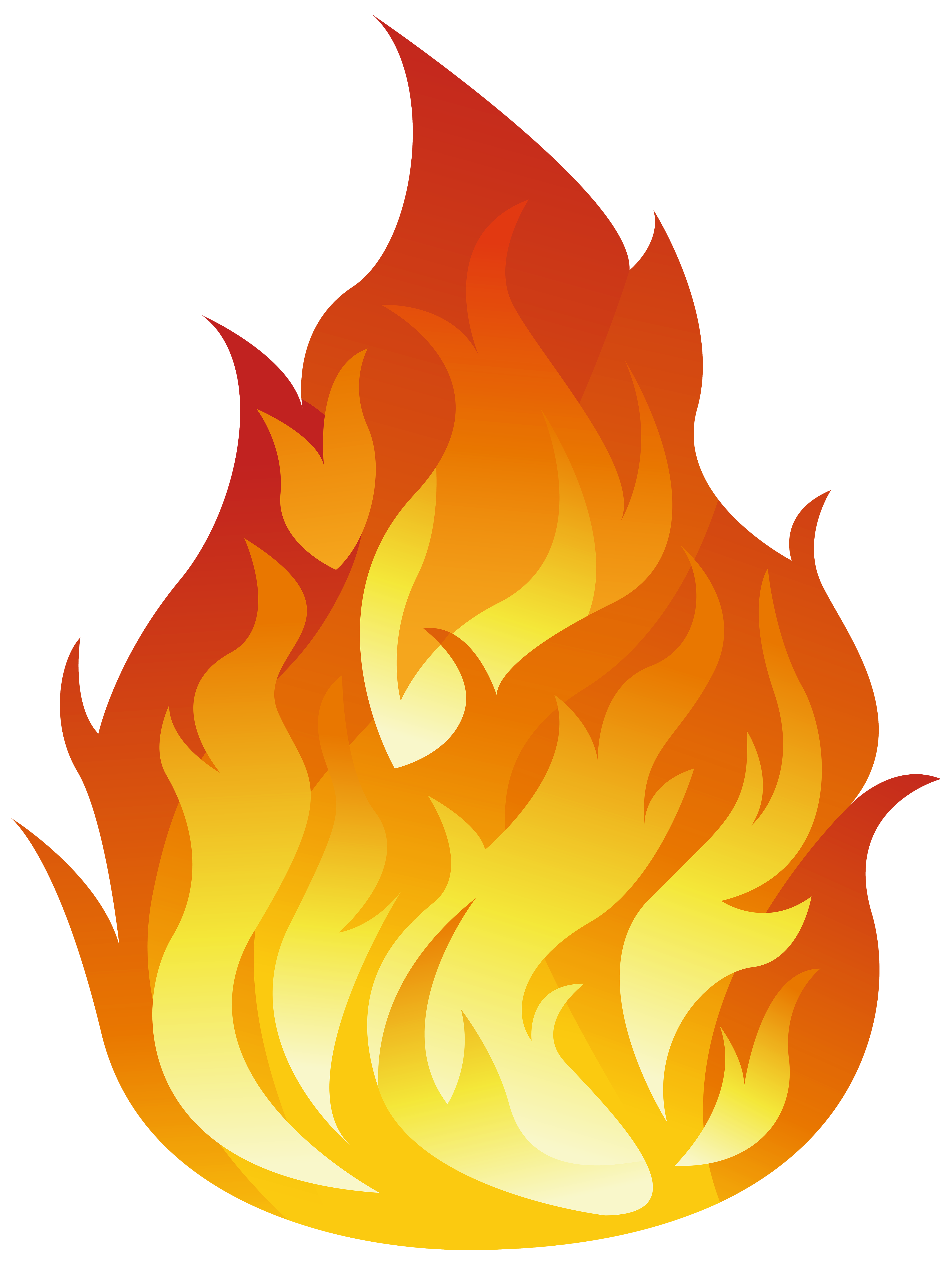 Flame Png - ClipArt Best