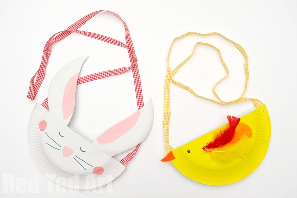 Make easy easter crafts for kids