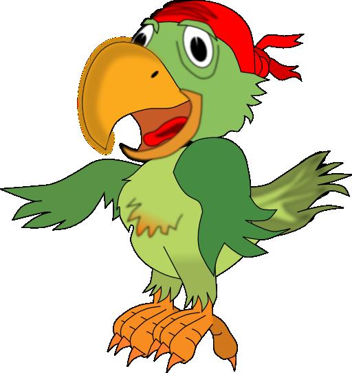 Imagini pentru papagal de colorat