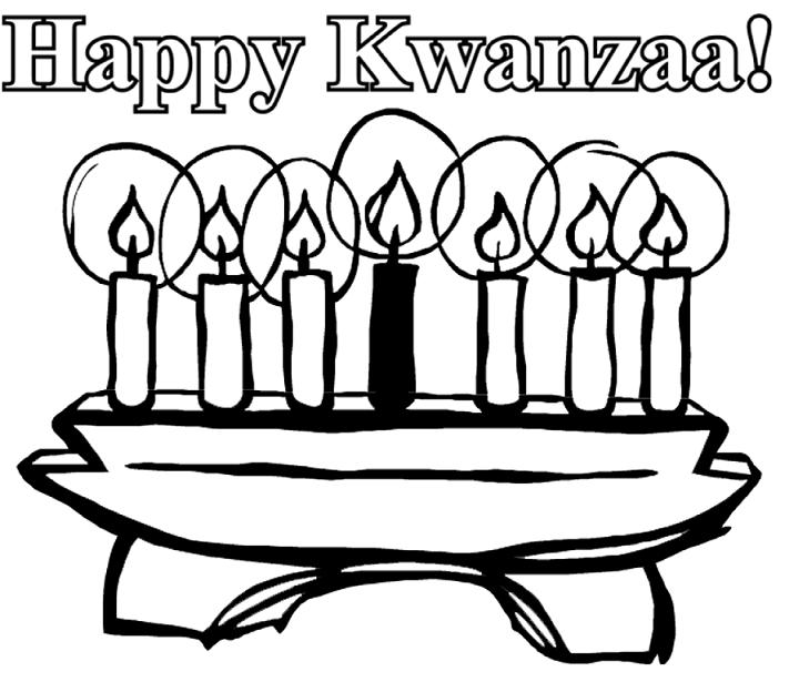 Free kwanzaa clip art clipart best for Kwanza coloring pages