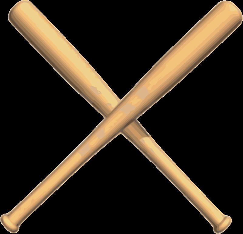 cross out clip art clipart best crossed baseball bats clipart Crossed Bats Vector