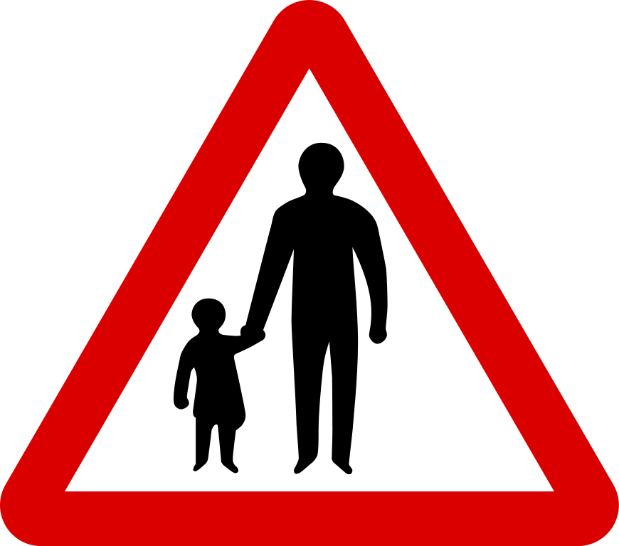 Pictures Of Warning Signs - ClipArt Best