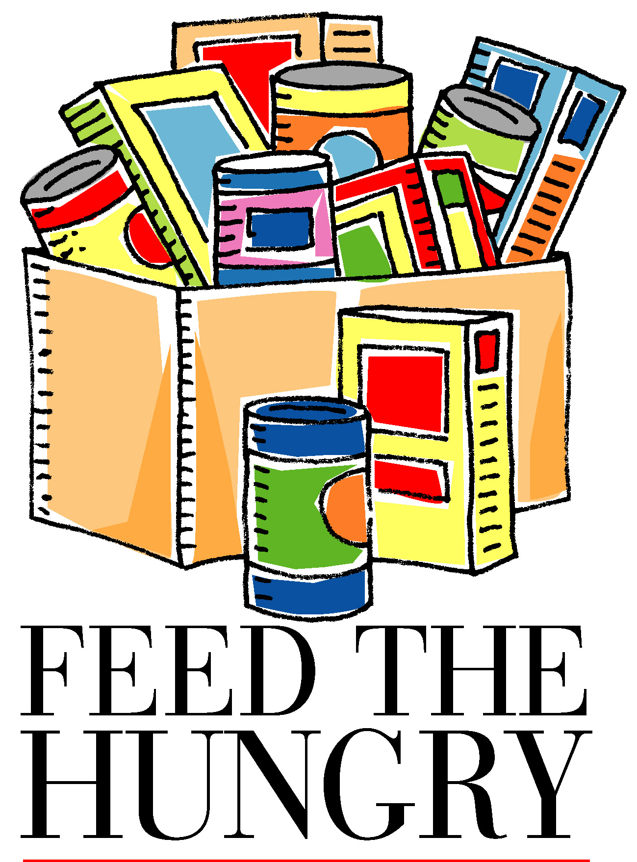 Images For Food Pantry Clip Art