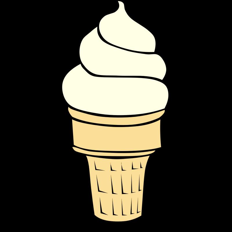ice cream melting clipart-#48