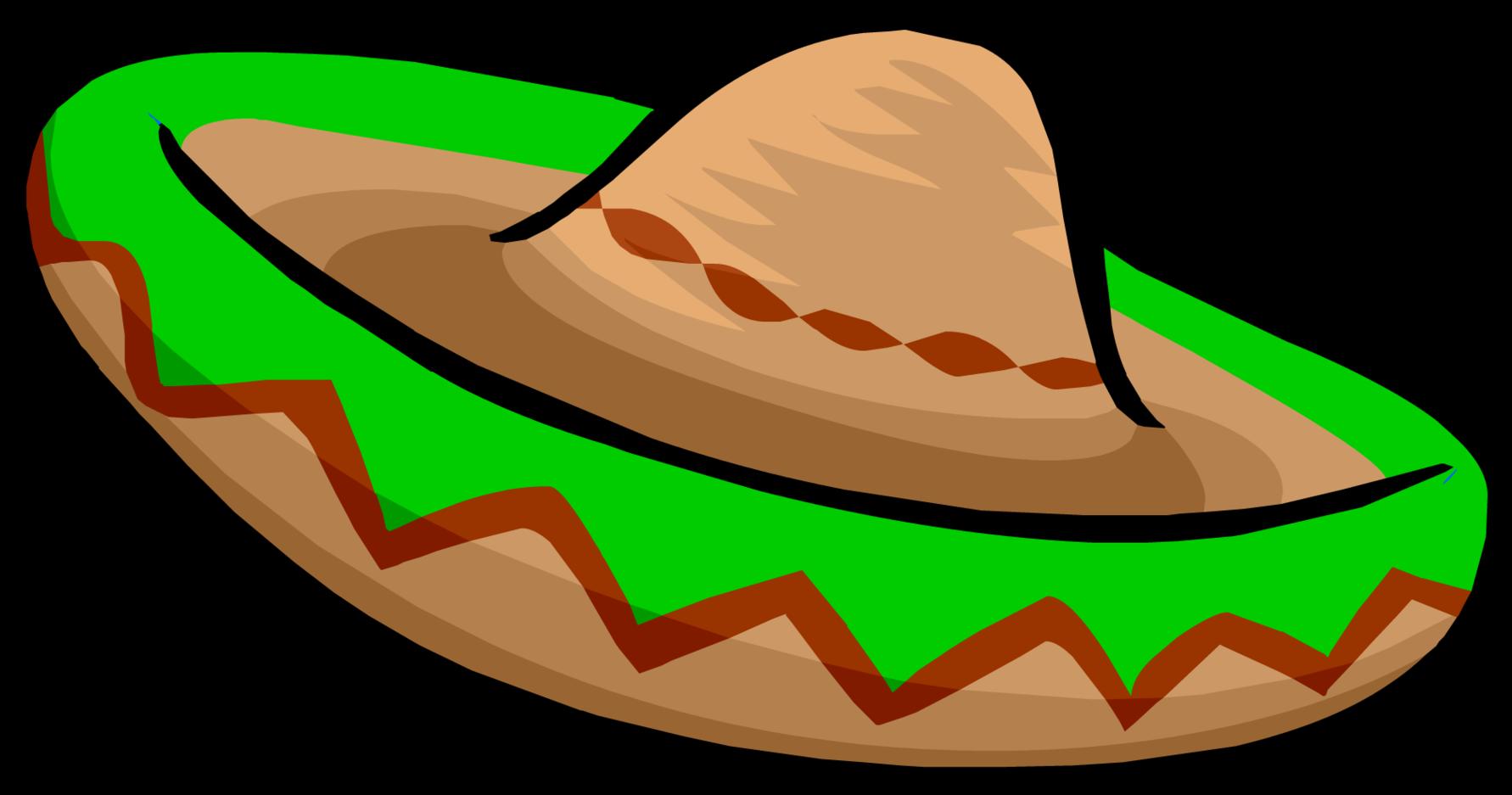 Sombrero Cartoon ClipArt Best