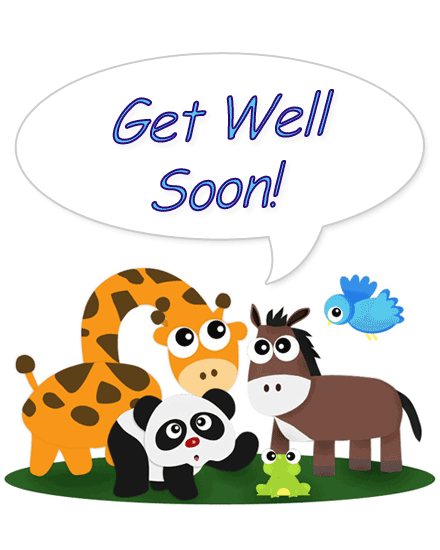 clip art get well pictures - photo #32