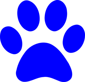 panthers paw logo - photo #22