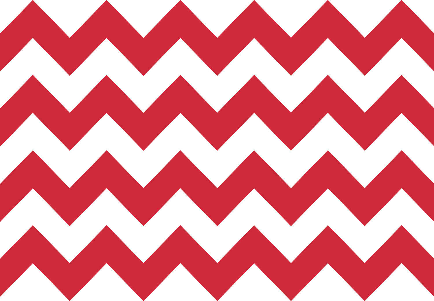 chevron template