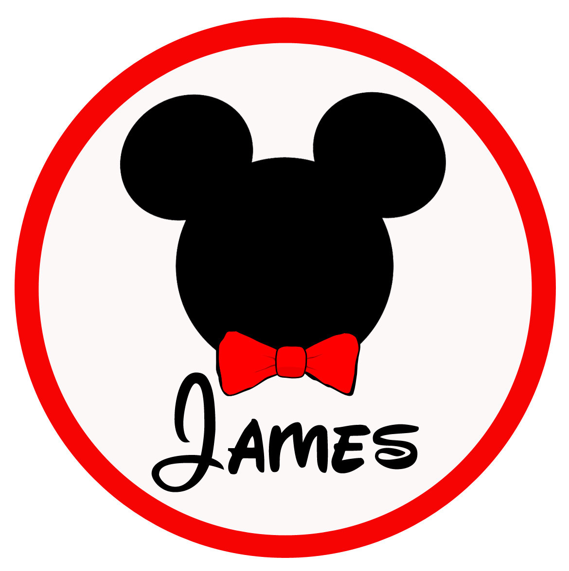 Mickey Silhouette Pin great finds silhouette