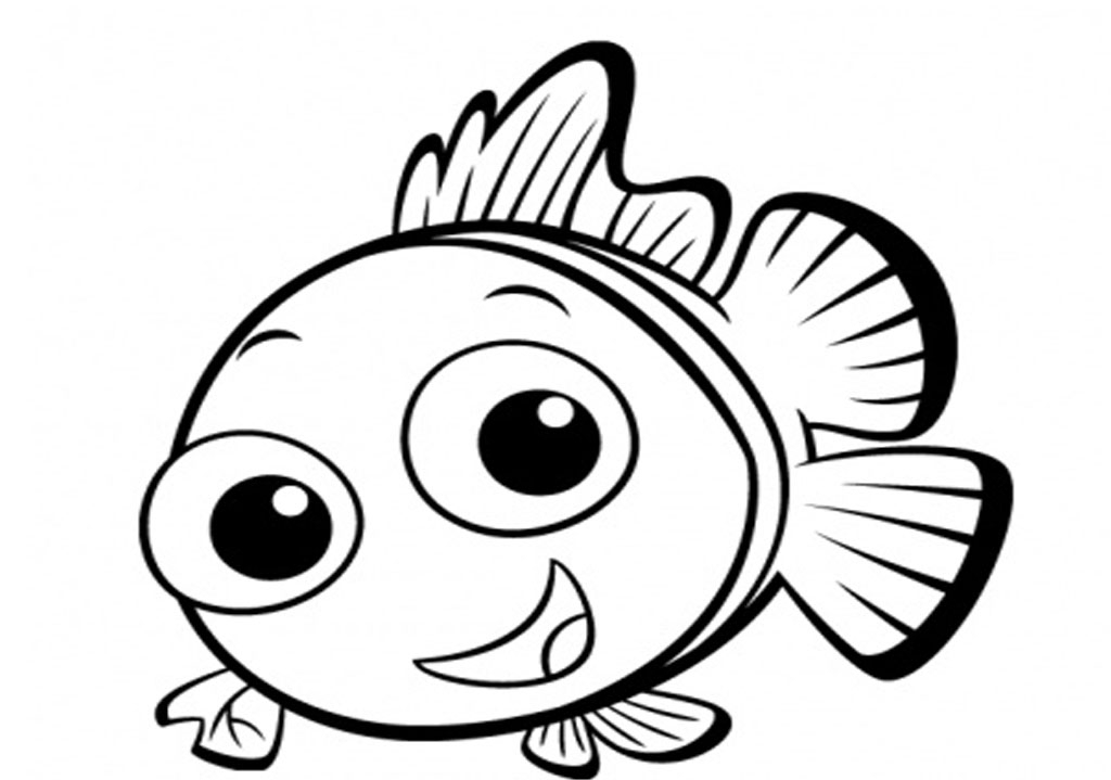 25 nemo outline free cliparts that you can download to you computer ...