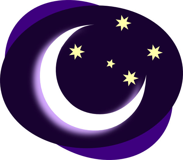clipart image of moon - photo #2