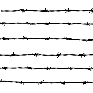 Clip Art Barbed Wire Clipart barbed wire clip art free clipart best best
