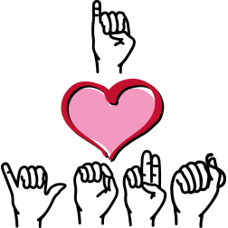 Love Sign - ClipArt Best