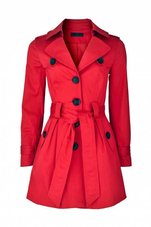 Classic Ladies Trench Coats - Kariokor