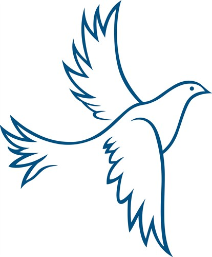38 Doves outline . Free cliparts that you can download to you computer ...