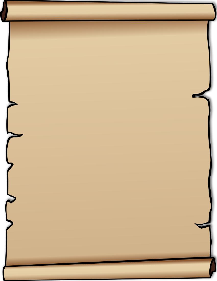 Scroll Templates Clipart Best
