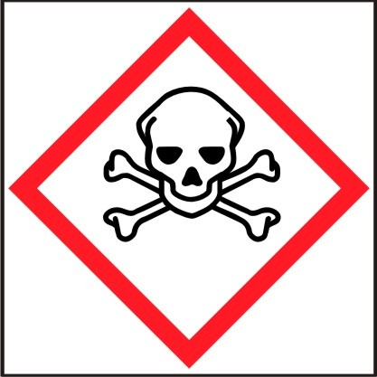 SK Signs & Labels - New International Toxic Symbol ...