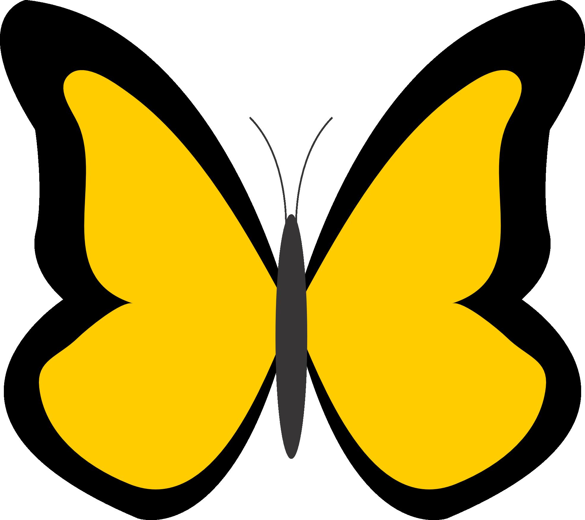 Butterflies Clipart - ClipArt Best