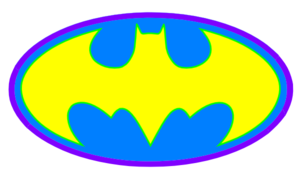 Batman Logo Outline - ClipArt Best