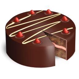Chocolate Cake Clipart : Chocolate Cake - ClipArt Best