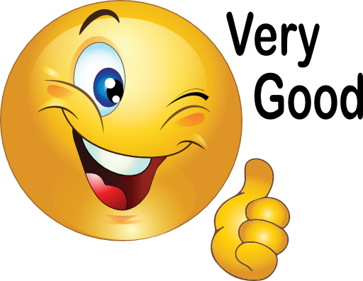 Thumbs Up Smiley Emoticon Clipart Royalty Free ...