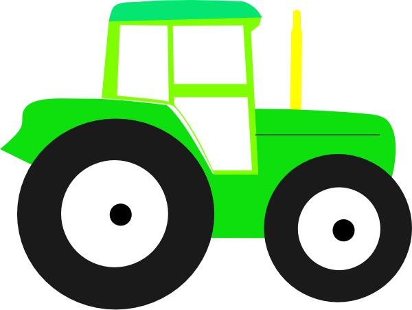 Tractor stencil printable clipart best for Tractor template to print